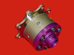HEWLAND/SWIFT GEARBOX AS USED IN SWIFT 014. 18 SPLINE
