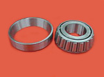 TAPERED ROLLER BEARING REPLACEMENT FOR MK4 BALL BEARINGS